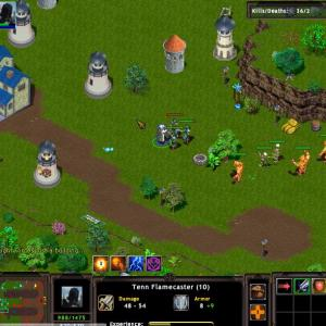 Aeon Defense - Play online for free   Friv 2017