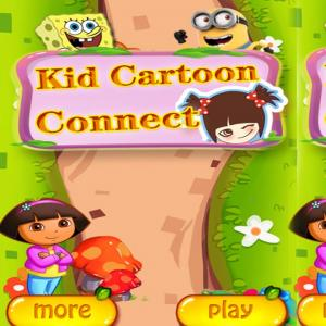 Kid Cartoon Connect