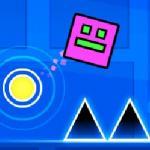 Geometry Dash Neon