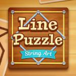 Line Puzzle String Art