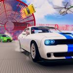 Stunt Car Impossible Challenge Track